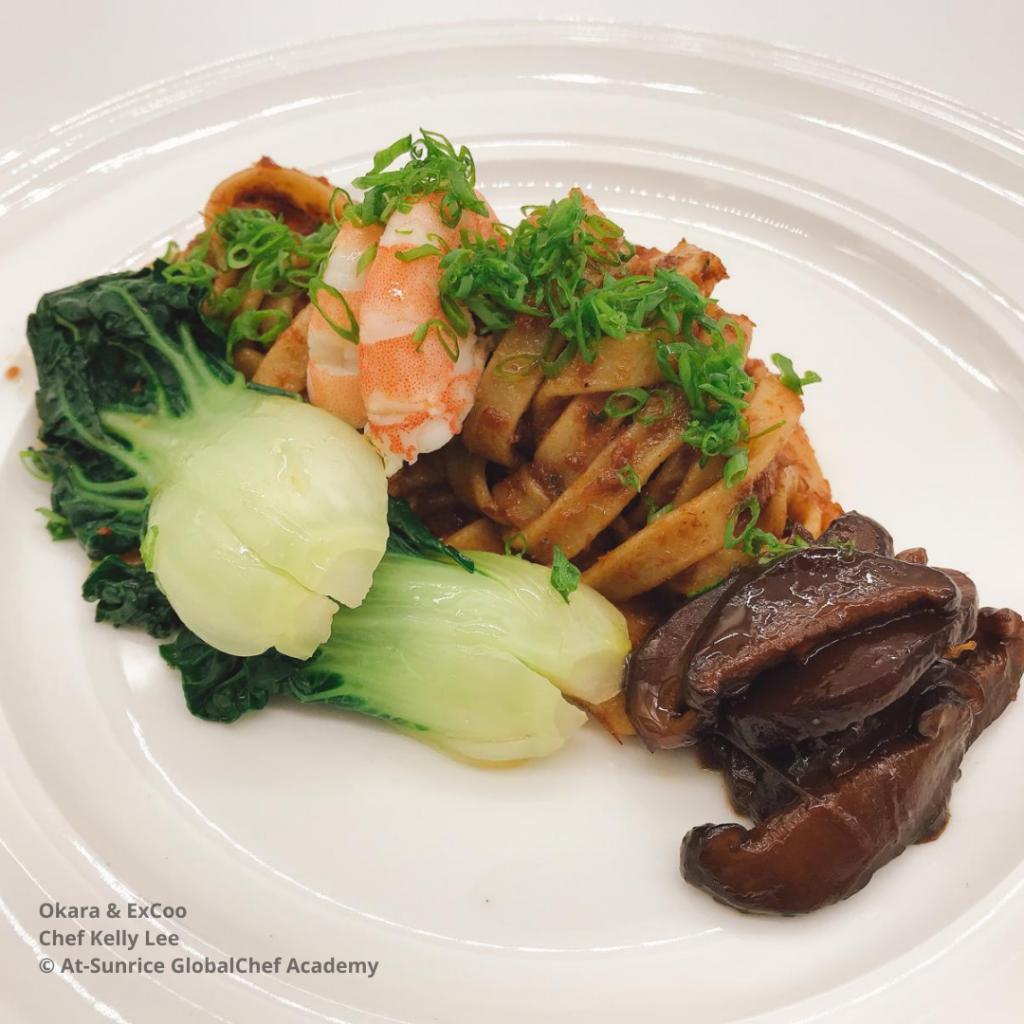 Okara & ExCoo Cuisine WellSpent